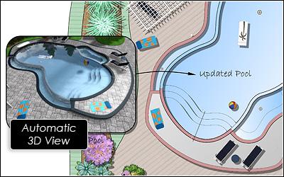 2D and 3D Landscape Design