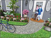 Landscaping Path Design