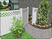 Realistic Fence Design