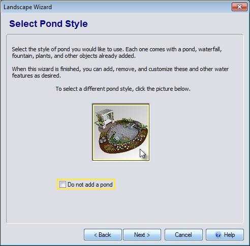 Wizard Pond