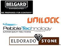 Branded Landscaping Materials
