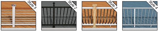 Deck Styles for Landscaping