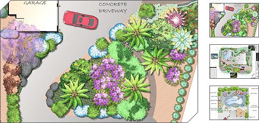Design Landscape Plans