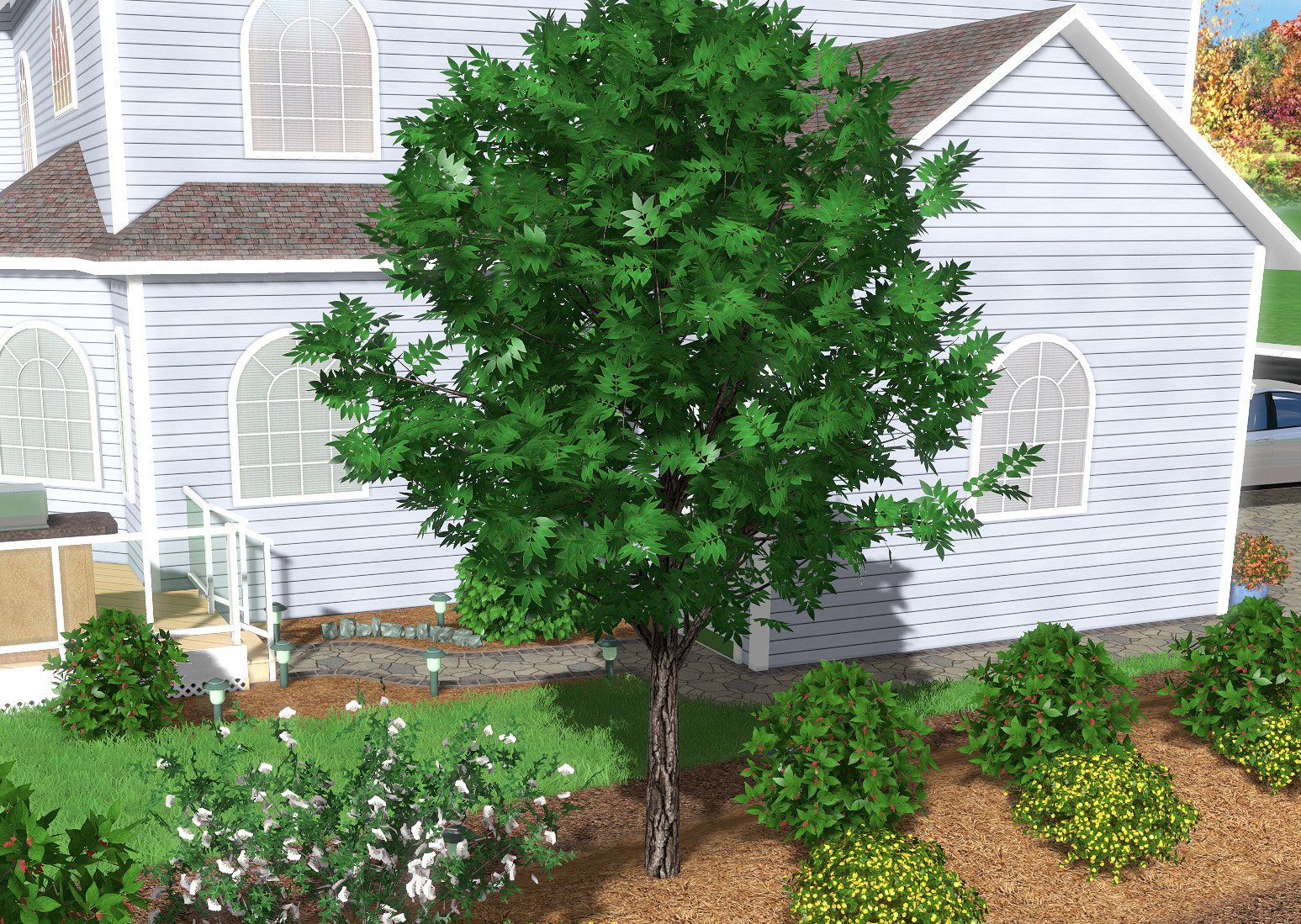 UltraRes Plants for Landscaping