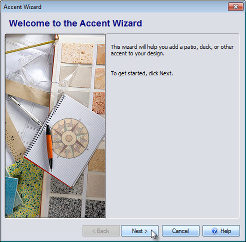 Get started with the Accent Wizard