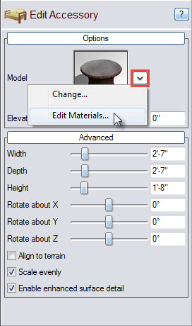 Create your custom accessory