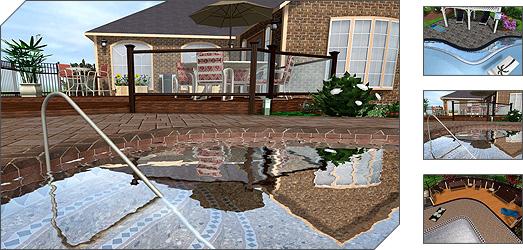 Complete Swimming Pool Design