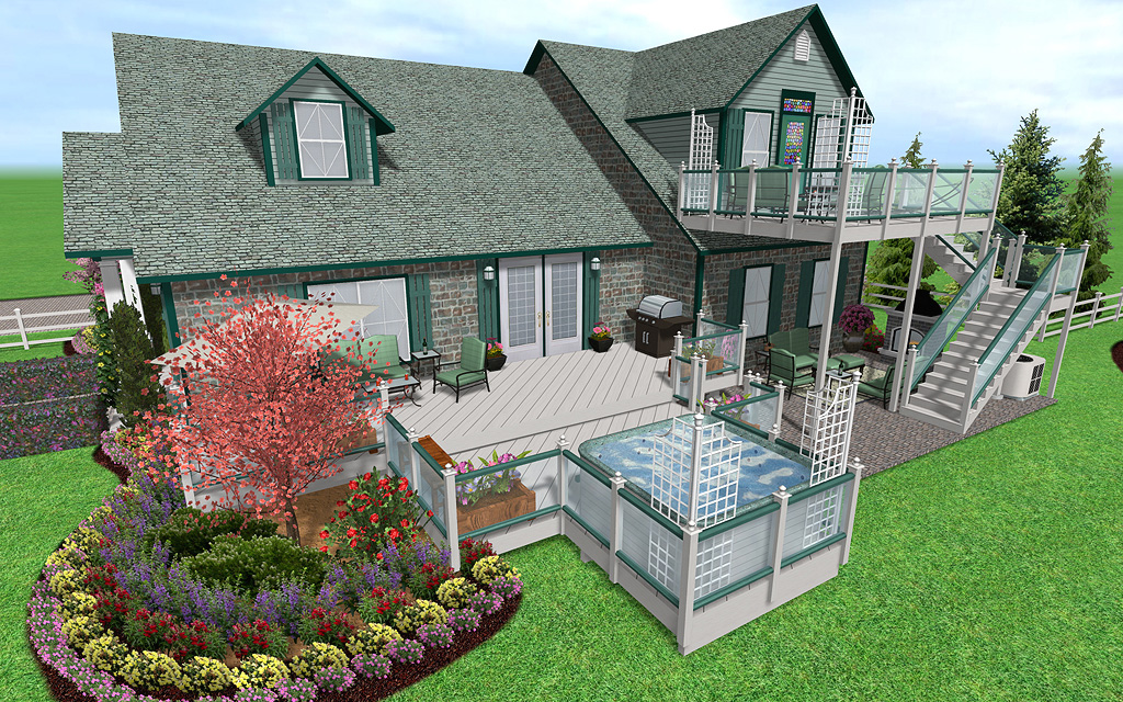 Create 3D Houses with Ease