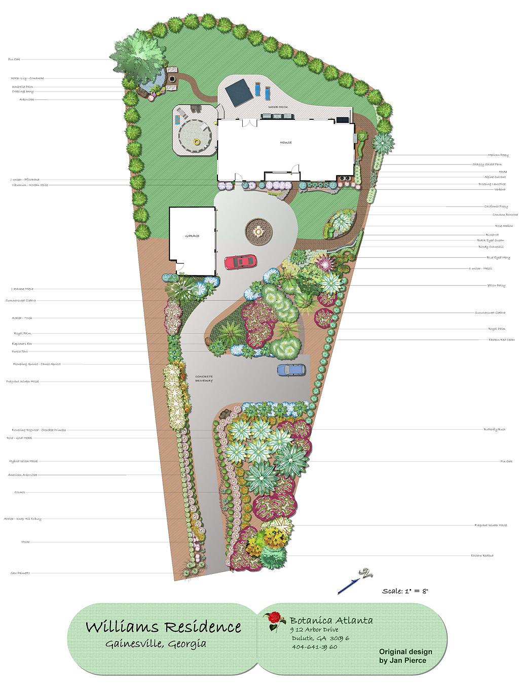 Create Landscape Design Plans