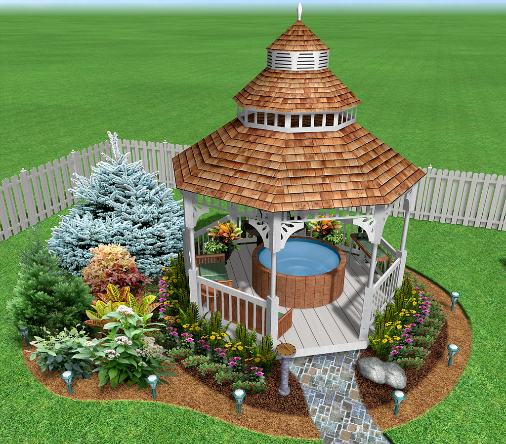Design Custom Objects for your Landscapes