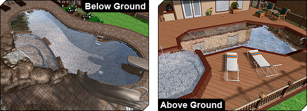 Design Swimming Pools and Spas