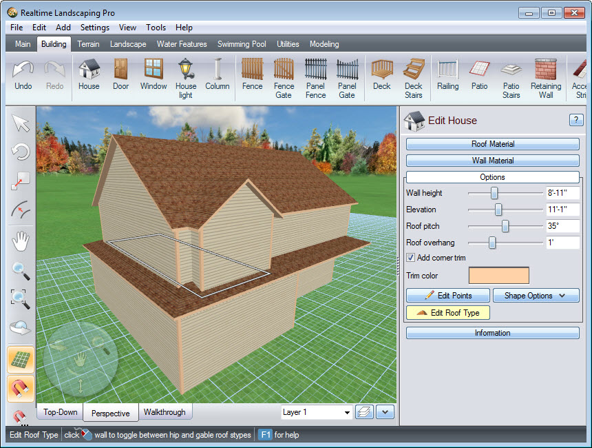 Position the dormer in your house design
