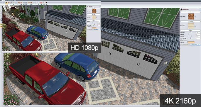Landscape Design Software in 4K