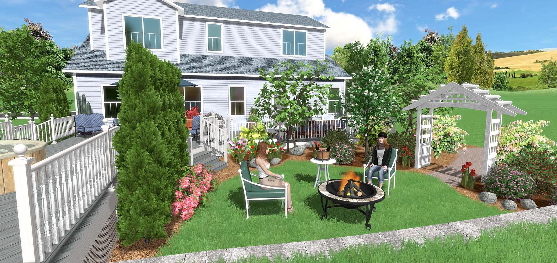 Landscape Design Software - Pro