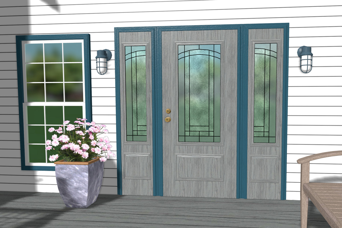 New Doors for Landscape Designs