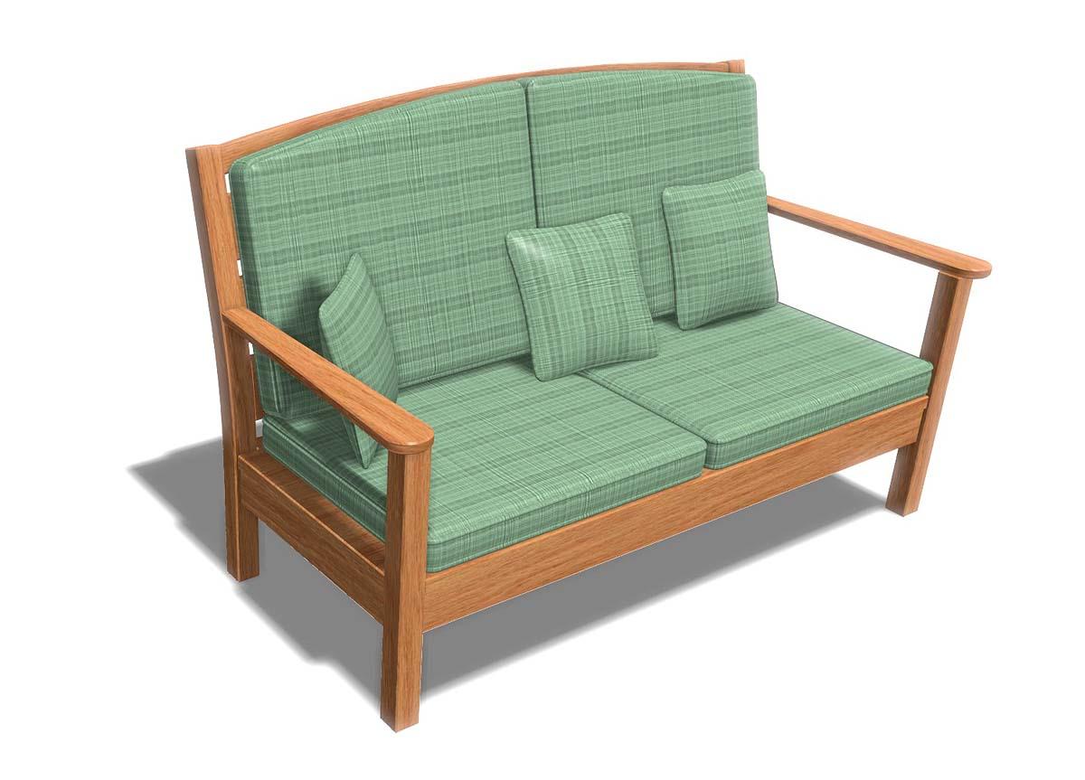 New Lawn Furniture