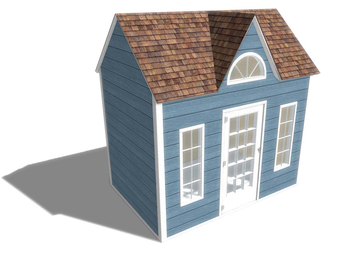 New Sheds and Playhouses