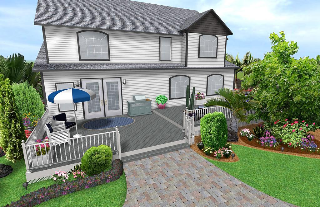 Realistic 3D Landscape Design Software