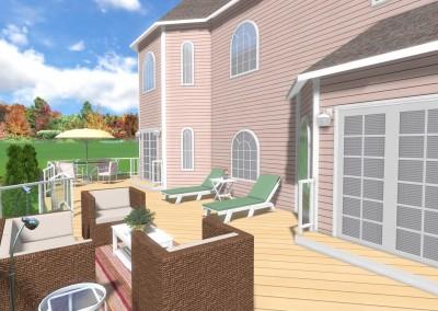 Realtime Landscaping Plus Deck Design
