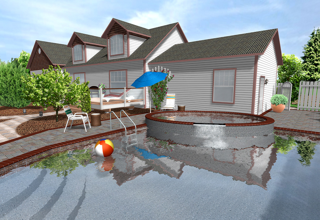 Swimming Pool and Spa Design