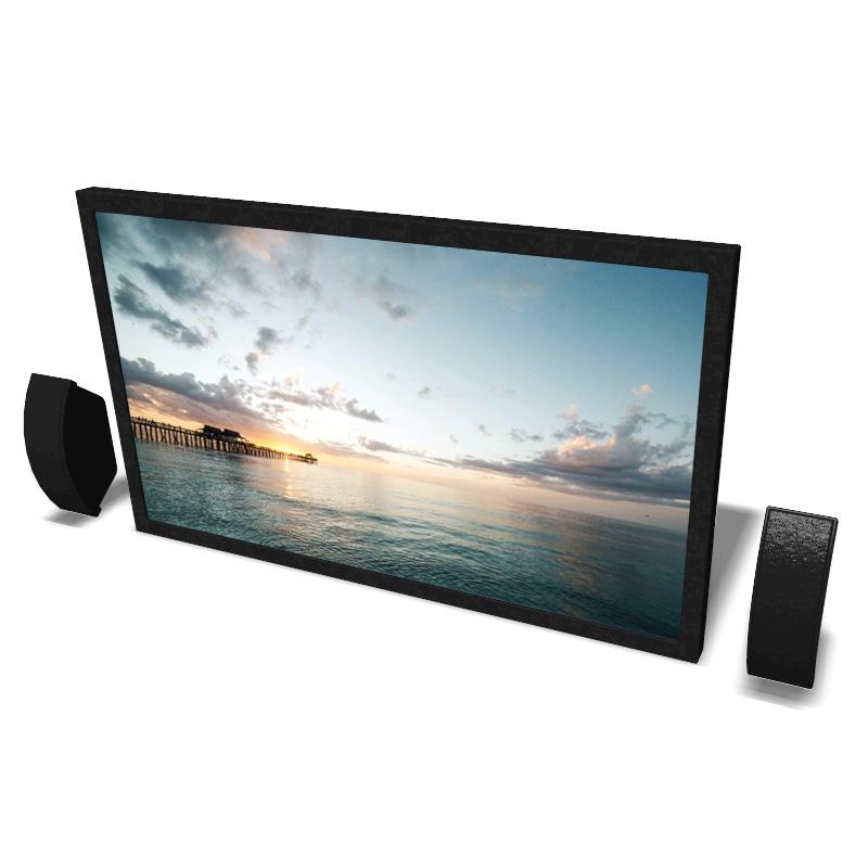 Television for Landscape Design