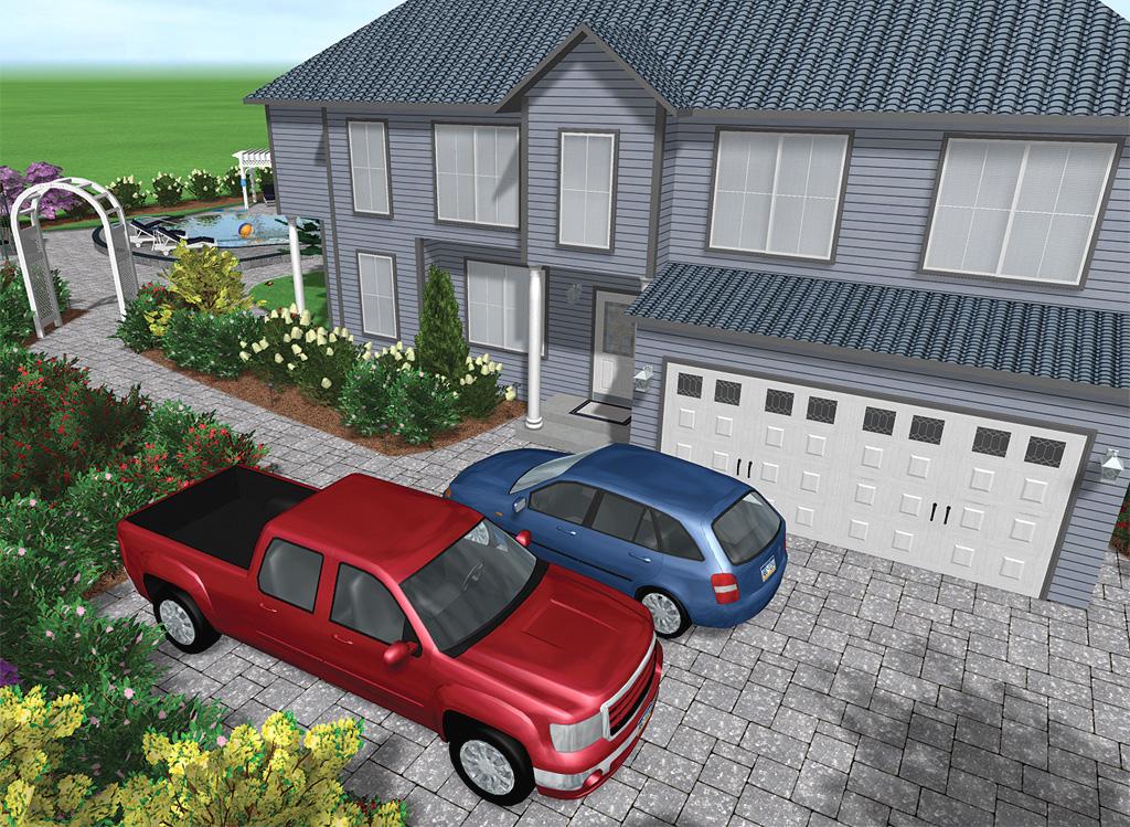 Create Landscape Presentations for Contractors